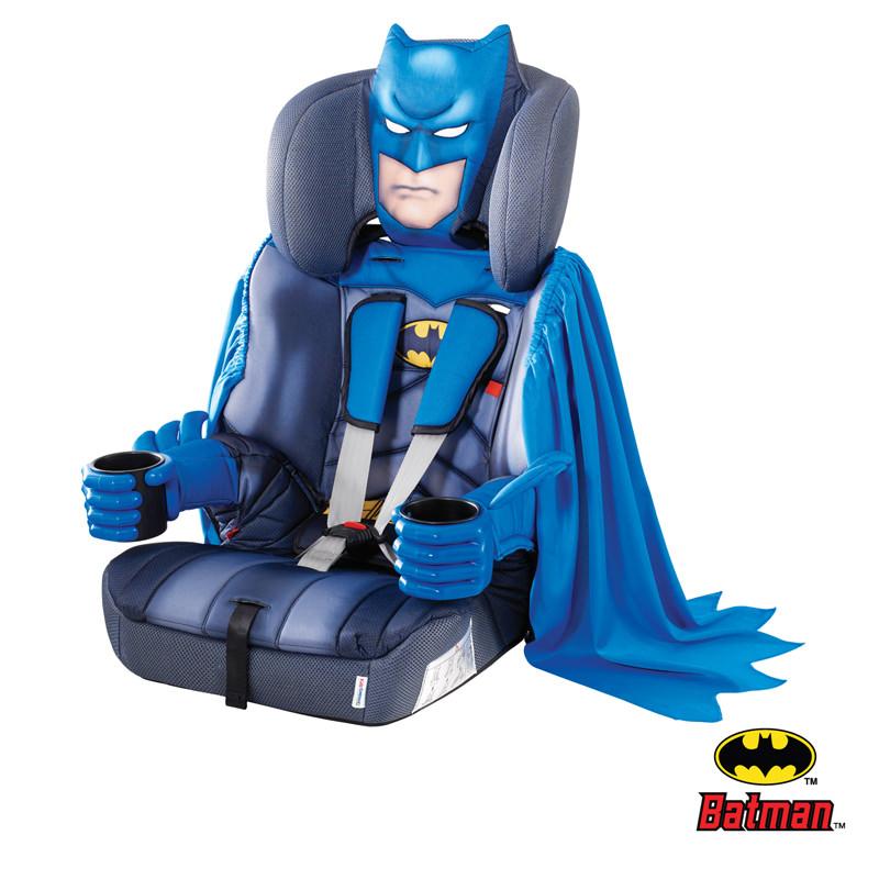 Kids Embrace Batman Friendship Series